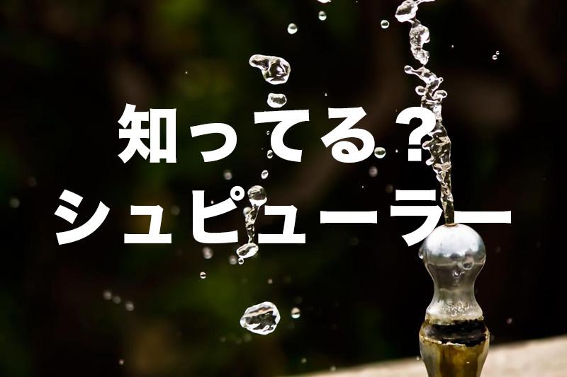 【携帯ウォシュレット】海外行くなら携帯お尻洗浄機シュピューラーを持って行こう!
