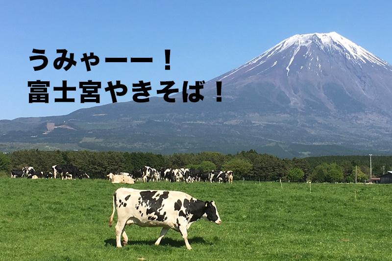 【B級グルメ】うるおいていの富士宮焼きそばはウマ過ぎて腰を抜かすレベル
