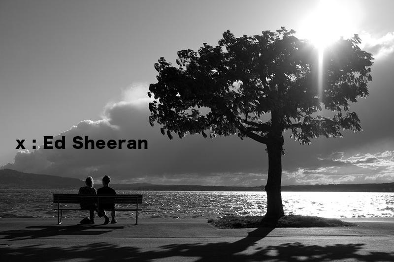 【洋楽】エド・シーランのアルバム「x(マルチプライ)」はまさに乗算なのである
