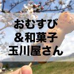 おむすびと和菓子専門店!玉川屋のとり飯おにぎりが素朴でいいよ!