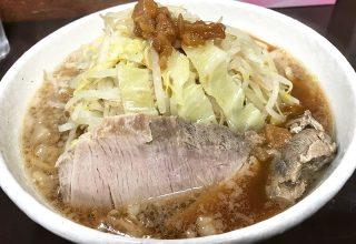 【ラーメン山】静岡市で二郎系ラーメンに初挑戦!これが二郎の洗礼か!