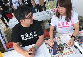 高橋茉奈さんがピンソバ&K-mixを卒業!4月からの活動について
