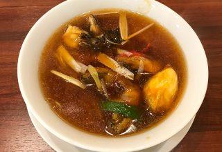 来勝軒(らいしょうけん)|牡蠣ラーメンが評判の中華料理店が中田本町に復活
